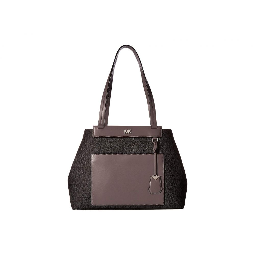 マイケル コース MICHAEL Michael Kors レディース バッグ トートバッグ【Meredith Medium East/West Bonded Tote】Black Multi