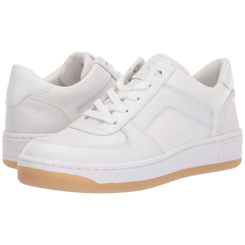 マイケル コース MICHAEL Michael Kors レディース シューズ・靴 スニーカー【Jaden Sneaker】Optic White
