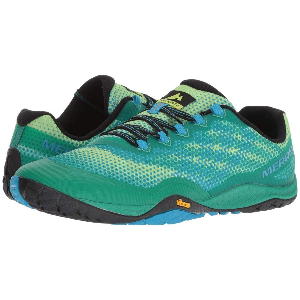 メレル Merrell メンズ ランニング・ウォーキング シューズ・靴【Trail Glove 4 Shield】Radioactive