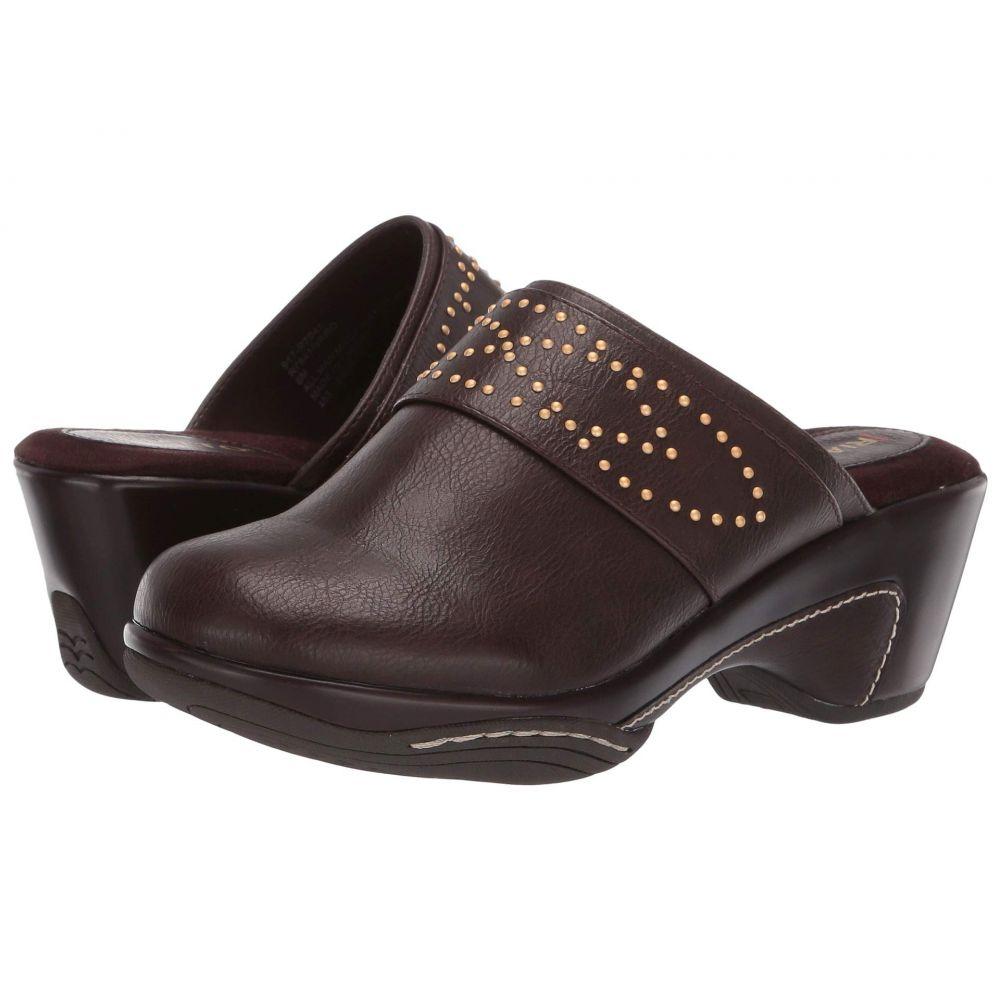リアルト Rialto レディース シューズ・靴【Varo】Dark Brown Tumbled Smooth