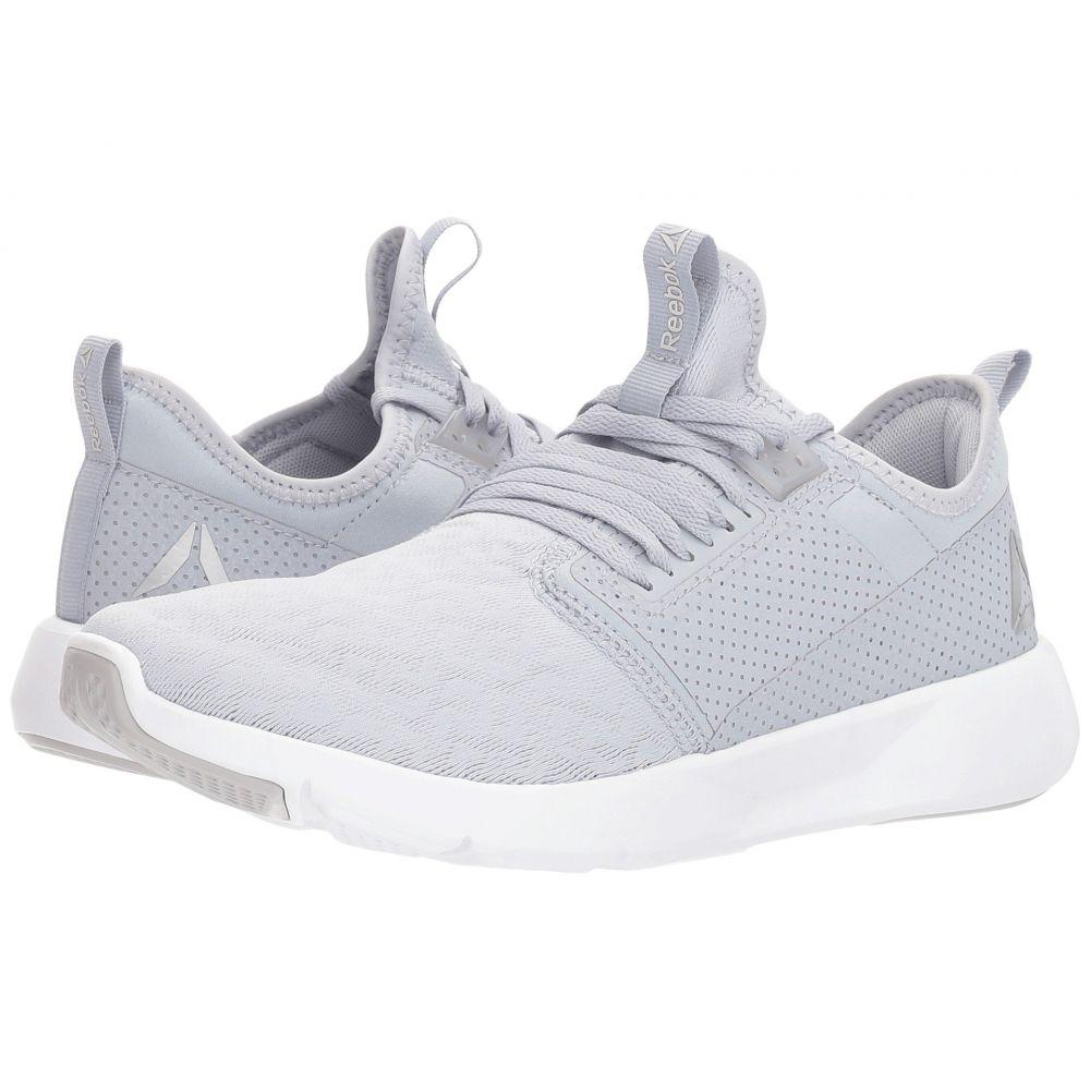 リーボック Reebok レディース ランニング・ウォーキング シューズ・靴【Plus Lite 2.0 GF】GF Cloud Grey/Porcelain/Silver Metallic/White