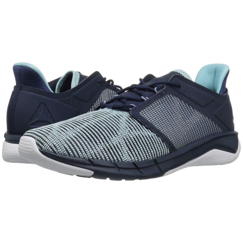 リーボック Reebok レディース ランニング・ウォーキング シューズ・靴【Flexweave Run】Collegiate Navy/Rain Cloud/Blue Lagoon/White