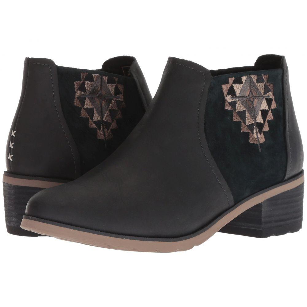 リーフ Reef レディース シューズ・靴 ブーツ【Voyage Boot Low LX】Black/Black