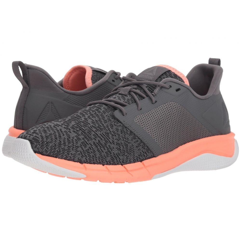 リーボック Reebok レディース ランニング・ウォーキング シューズ・靴【Print Run 3.0】Shark/Ash Grey/Digital Pink/White