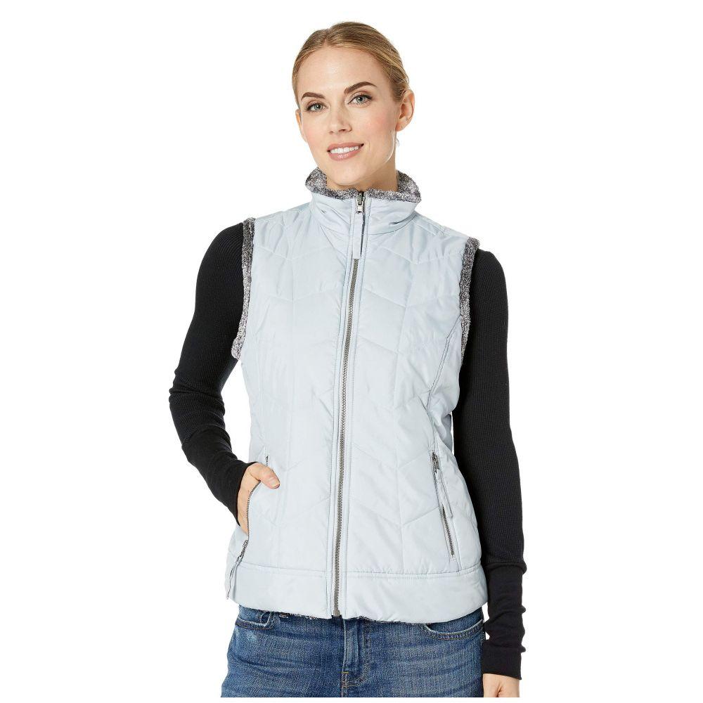 ロイヤルロビンズ Royal Robbins レディース トップス ベスト・ジレ【Cozy Inside Out Vest】Light Pelican