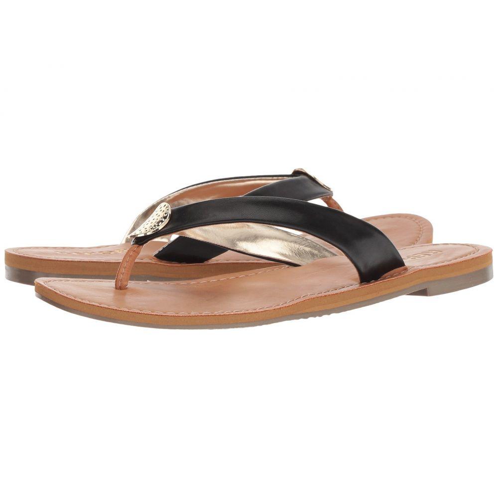 レポート Report レディース シューズ・靴 ビーチサンダル【Savina】Black