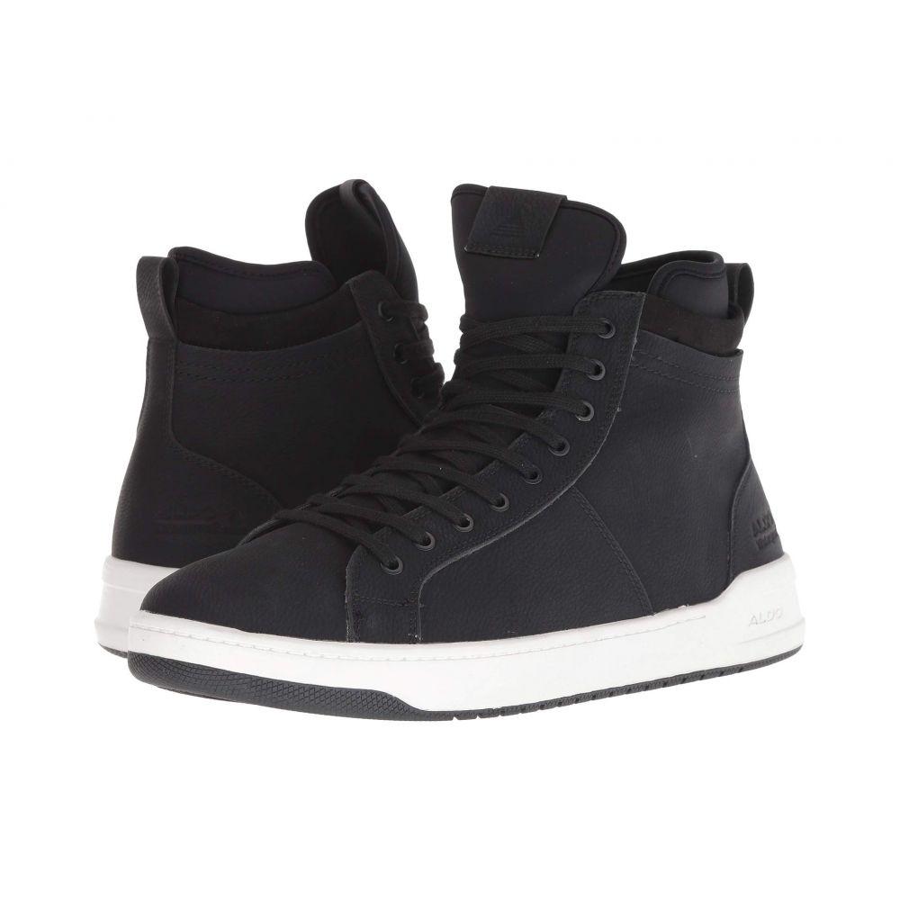 アルド ALDO メンズ シューズ・靴 スニーカー【Traulian】Black Leather