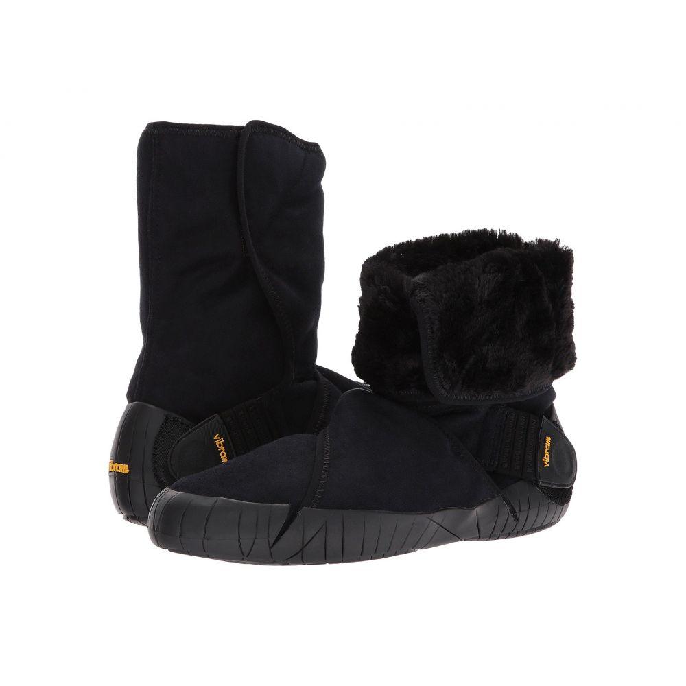 ビブラムファイブフィンガーズ Vibram FiveFingers レディース シューズ・靴 ブーツ【Furoshiki Eastern Traveler Mid】Black