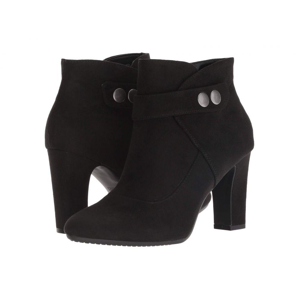 エアロソールズ Aerosoles レディース シューズ・靴 ブーツ【Tag Team】Black Fabric