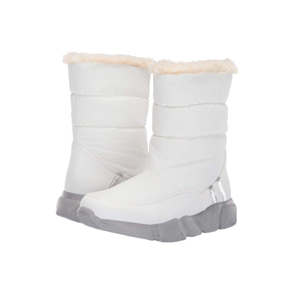 スティーブ マデン Steve Madden レディース シューズ・靴 ブーツ【Snowday Winter Boot】White