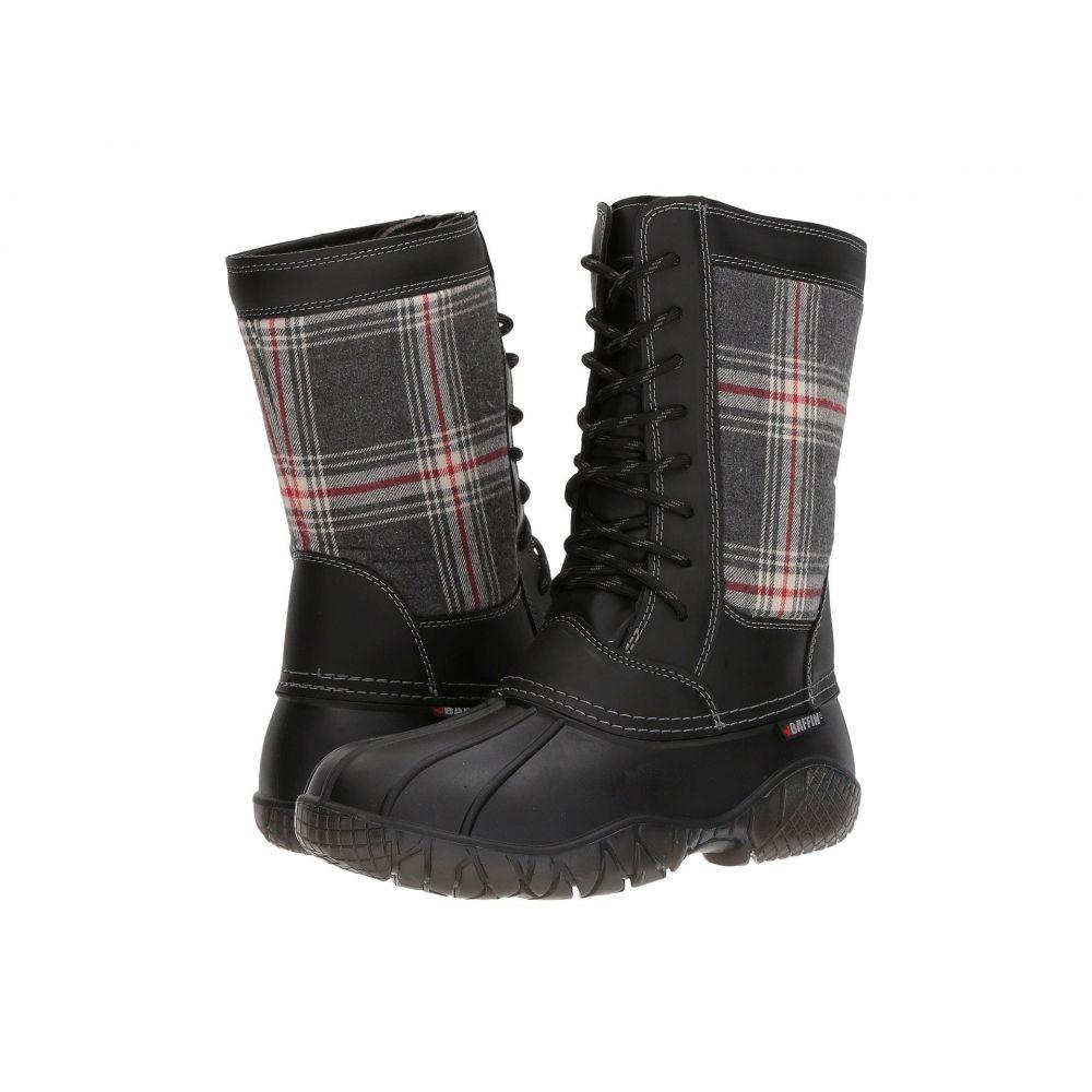 バフィン Baffin レディース シューズ・靴 ブーツ【St. Claire】Black Plaid