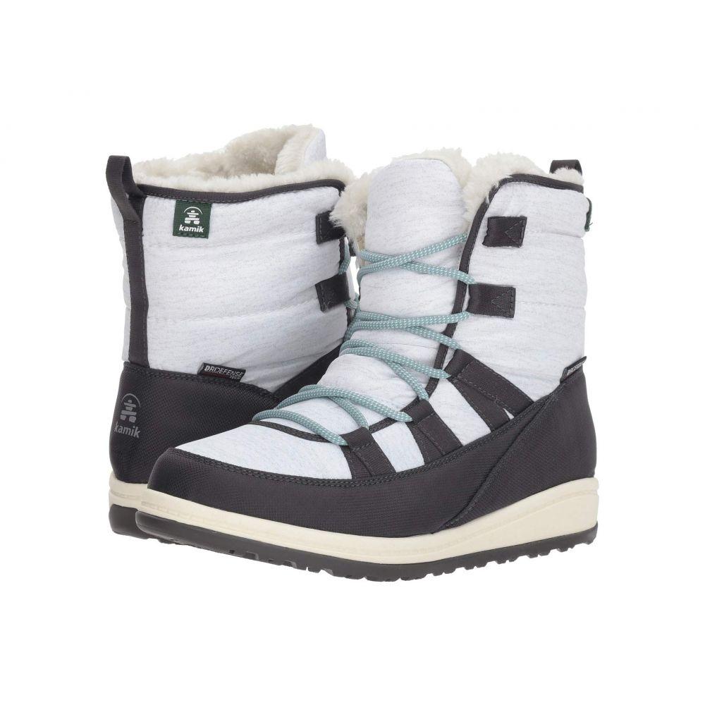 カミック Kamik レディース シューズ・靴 ブーツ【VulpexLo】White