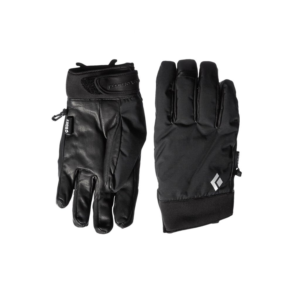 ブラックダイヤモンド Black Diamond レディース スキー・スノーボード グローブ【HeavyWeight Waterproof Gloves】Black