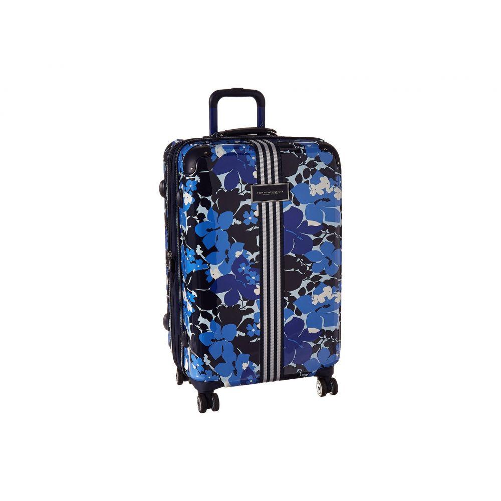トミー ヒルフィガー Tommy Hilfiger レディース バッグ スーツケース・キャリーバッグ【Floral 25 Upright Suitcase】Blue