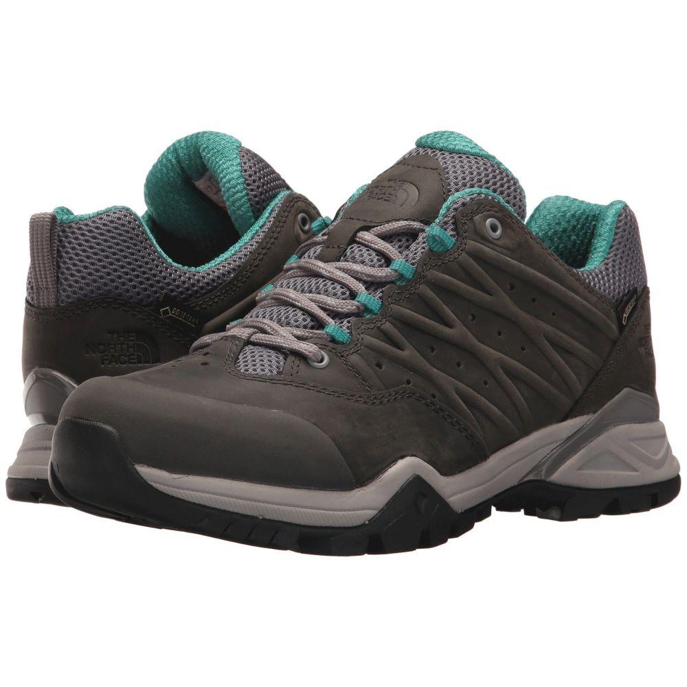 ザ ノースフェイス The North Face レディース ハイキング・登山 シューズ・靴【Hedgehog Hike II GTX】Q-Silver Grey/Porcelain Green