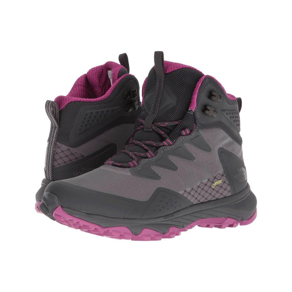 ザ ノースフェイス The North Face レディース ハイキング・登山 シューズ・靴【Ultra Fastpack III Mid GTX】Dark Shadow Grey/Wild Aster Purple
