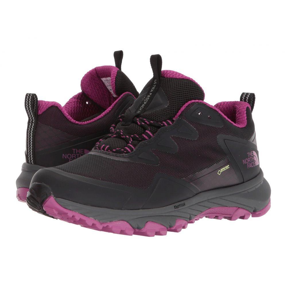 ザ ノースフェイス The North Face レディース ハイキング・登山 シューズ・靴【Ultra Fastpack III GTX】TNF Black/Wild Aster Purple