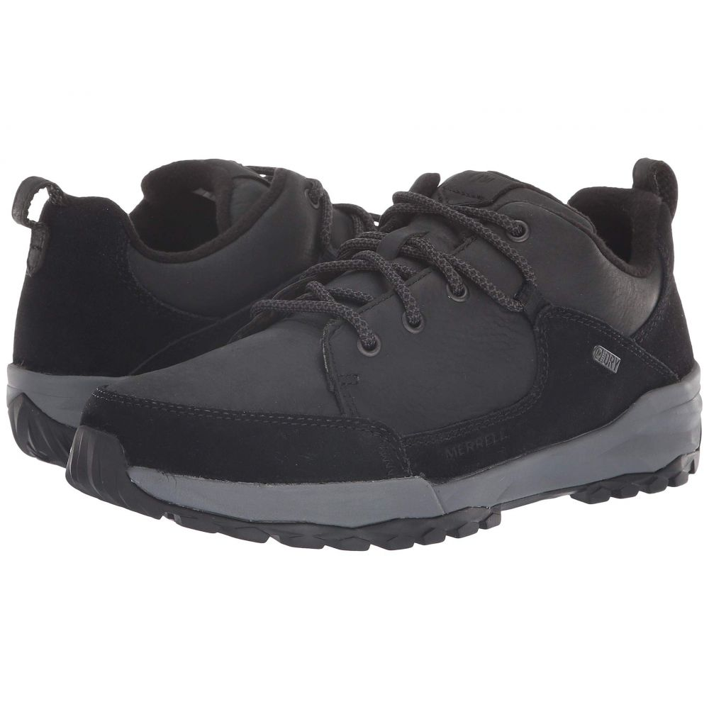 メレル Merrell レディース ハイキング・登山 シューズ・靴【Icepack Polar Waterproof】Black