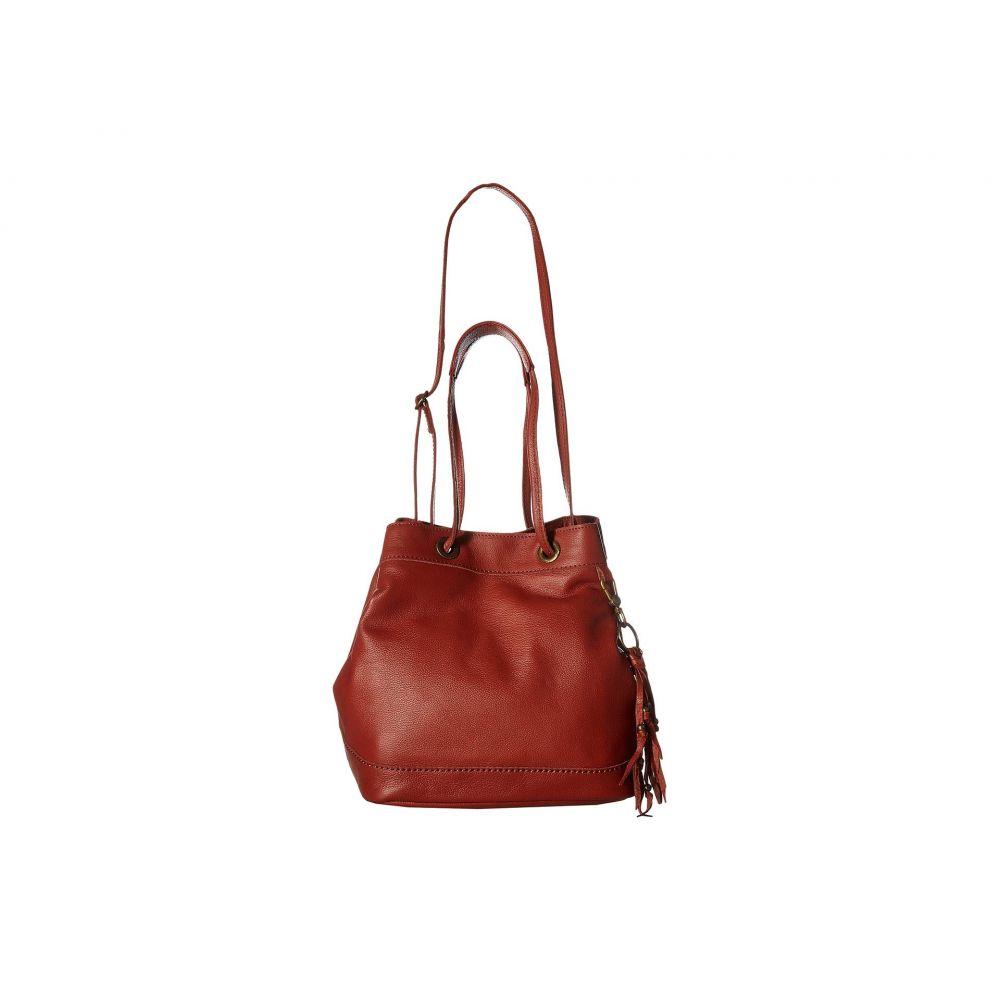 ザ サク The Sak レディース バッグ ハンドバッグ【Castella Leather Drawstring Bucket】Sierra