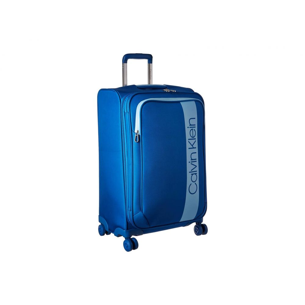 カルバンクライン Calvin Klein レディース バッグ スーツケース・キャリーバッグ【Park Lane 25 Upright】Blue