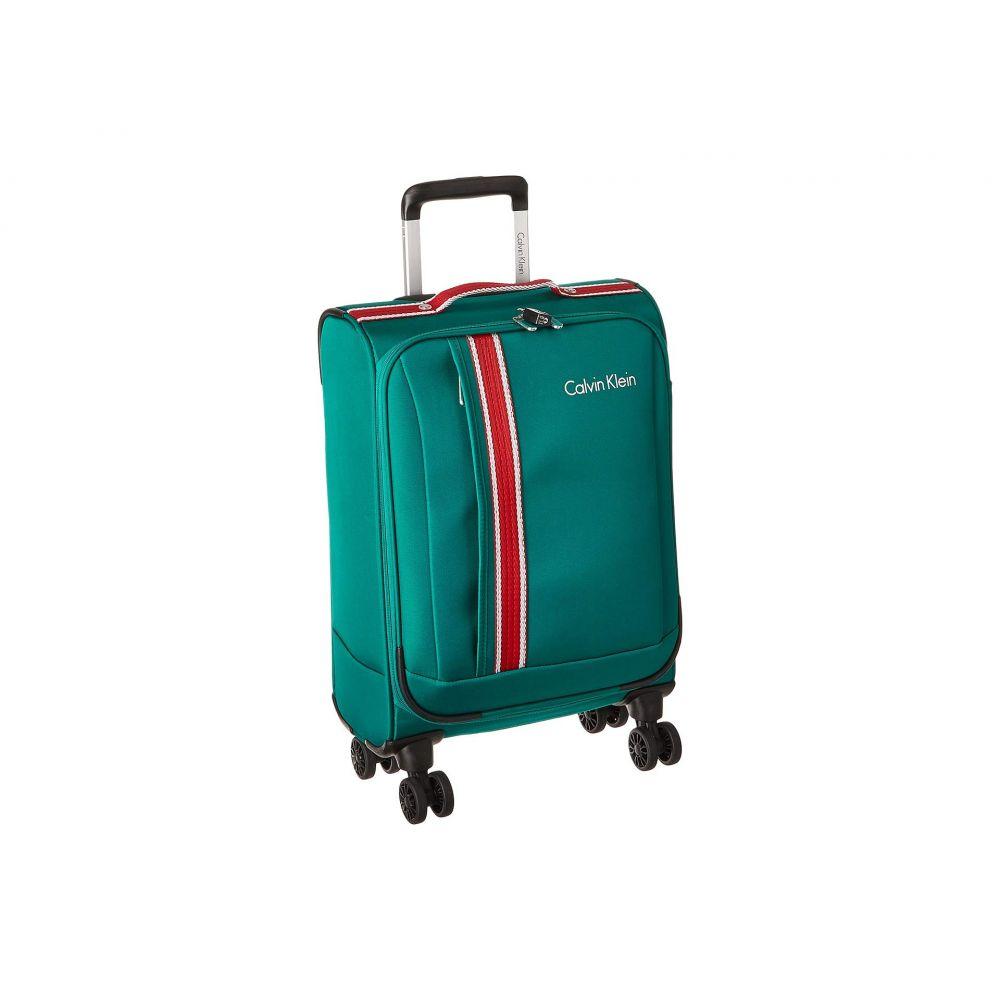 カルバンクライン Calvin Klein レディース バッグ スーツケース・キャリーバッグ【International Cabin】Turquoise