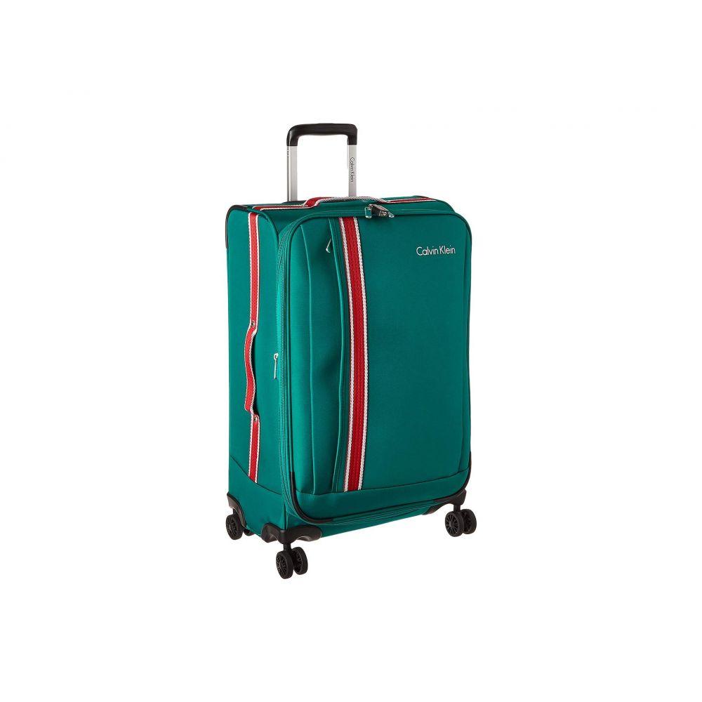 カルバンクライン Calvin Klein レディース バッグ スーツケース・キャリーバッグ【Trolley M】Turquoise