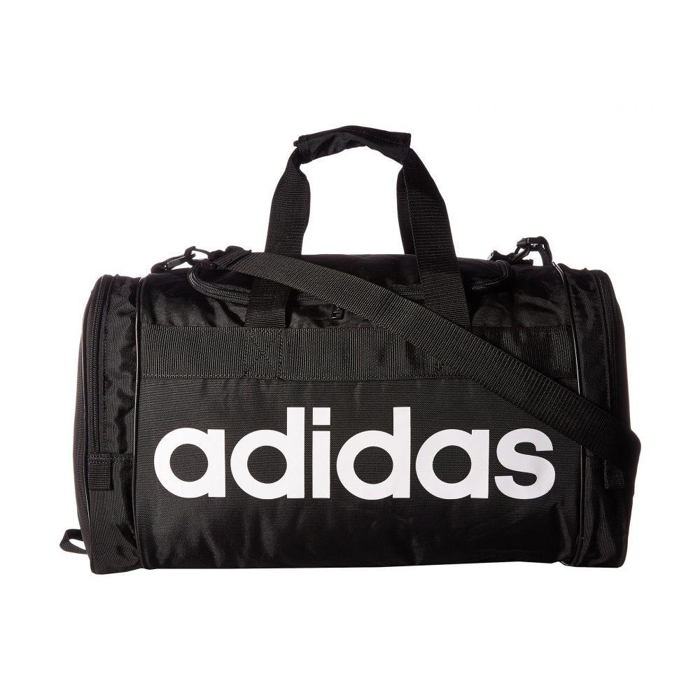 アディダス adidas レディース バッグ ボストンバッグ・ダッフルバッグ【Santiago Duffel】Black/White