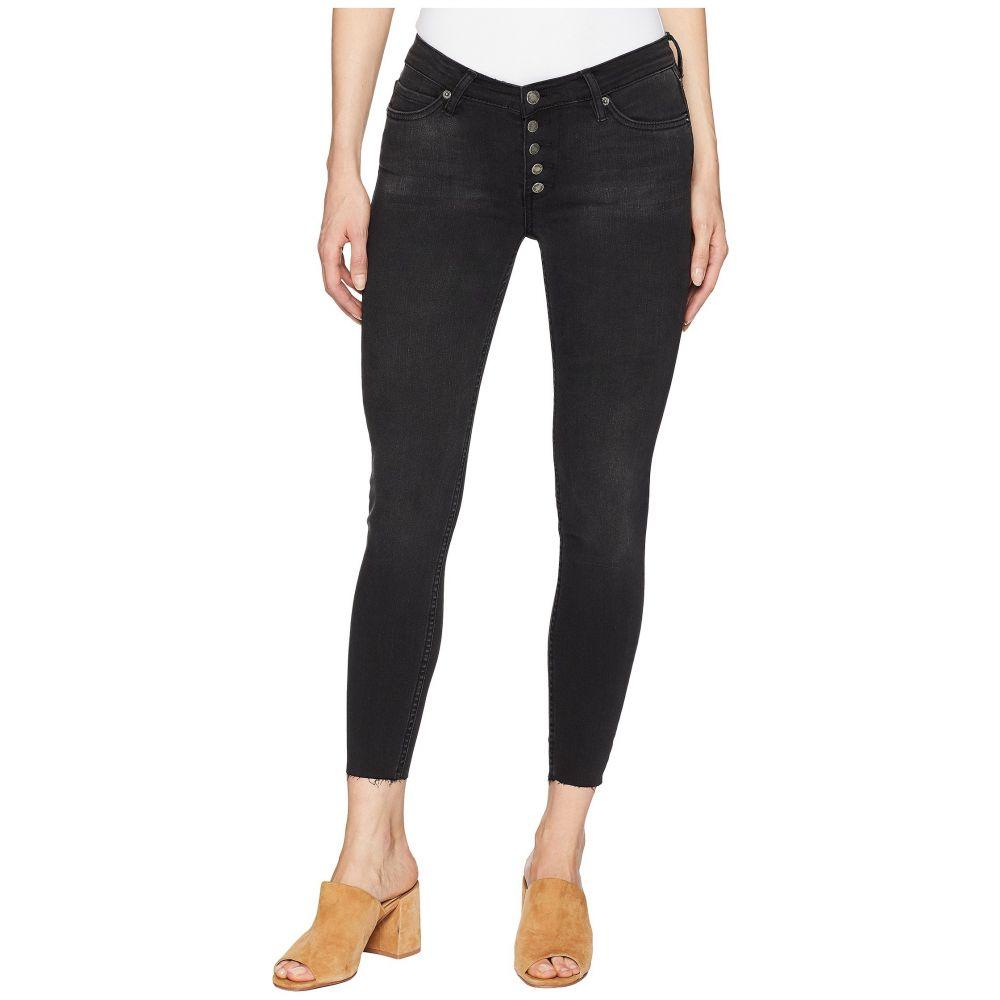 フリーピープル Free People Jeans レディース ボトムス・パンツ ジーンズ People・デニム【Reagan Black】Black Raw Jeans in Black】Black, 使い勝手の良い:c69f1250 --- sunward.msk.ru
