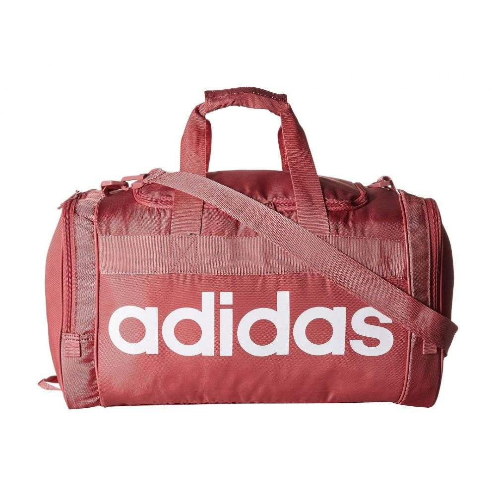 アディダス adidas レディース バッグ ボストンバッグ・ダッフルバッグ【Santiago Duffel】Trace Maroon Pink/White