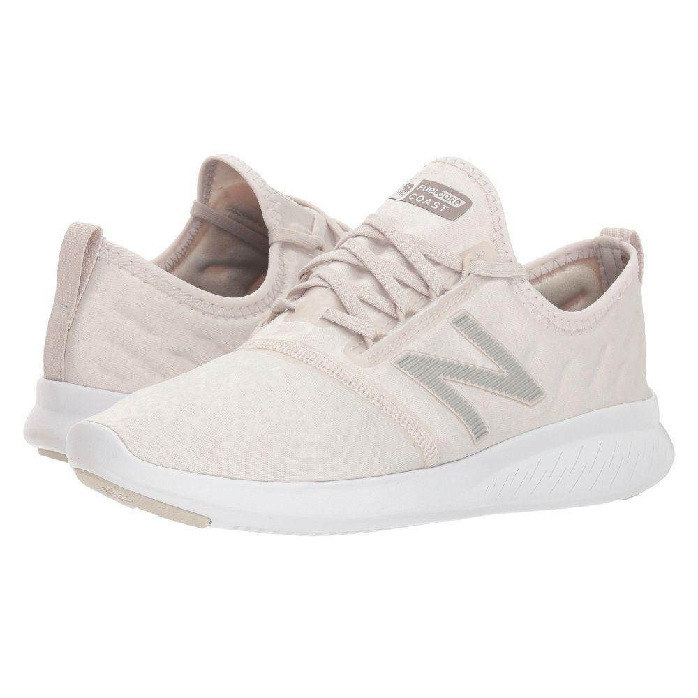 ニューバランス New Balance レディース ランニング・ウォーキング シューズ・靴【Coast v4 Digi Camo】Moonbeam/White