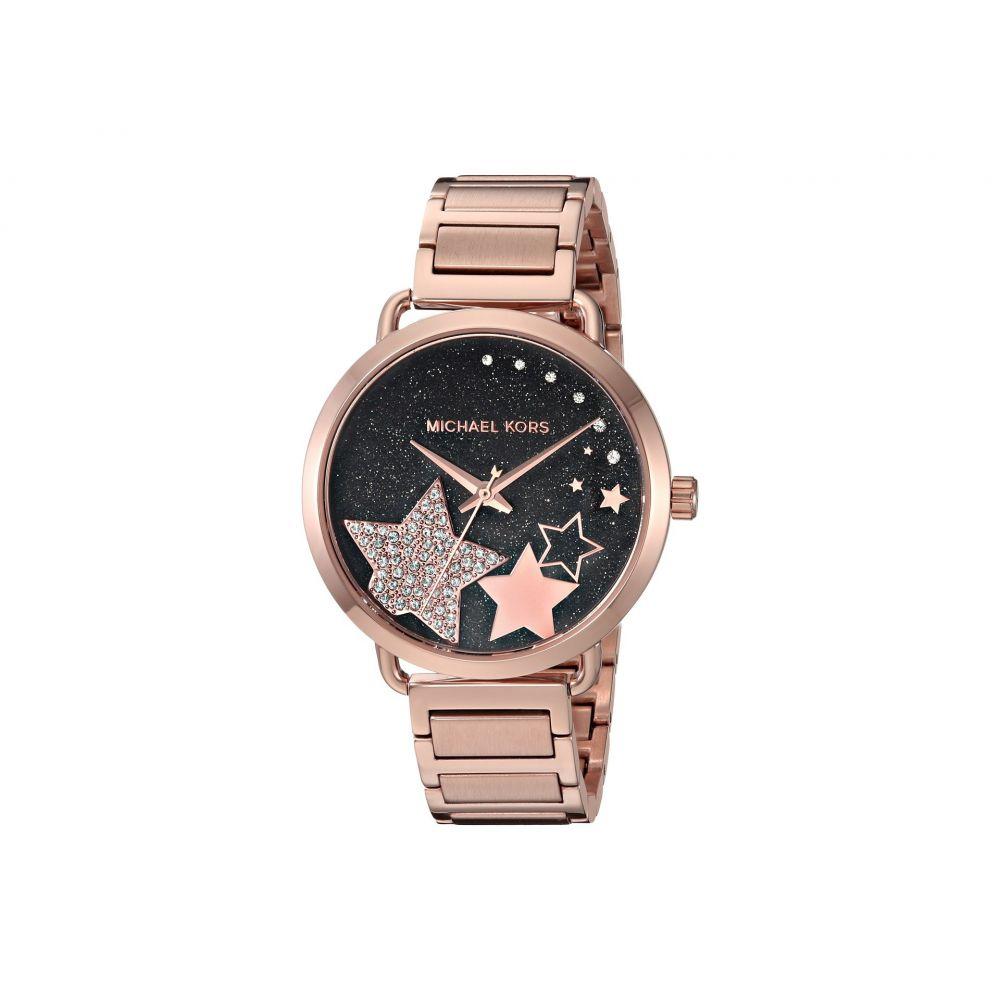 マイケル コース Michael Kors レディース 腕時計【MK3795 - Portia】Rose Gold