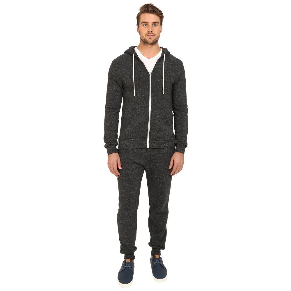 オルタナティヴ Alternative メンズ トップス【The Warm-Up Suit Bundle】Eco Black