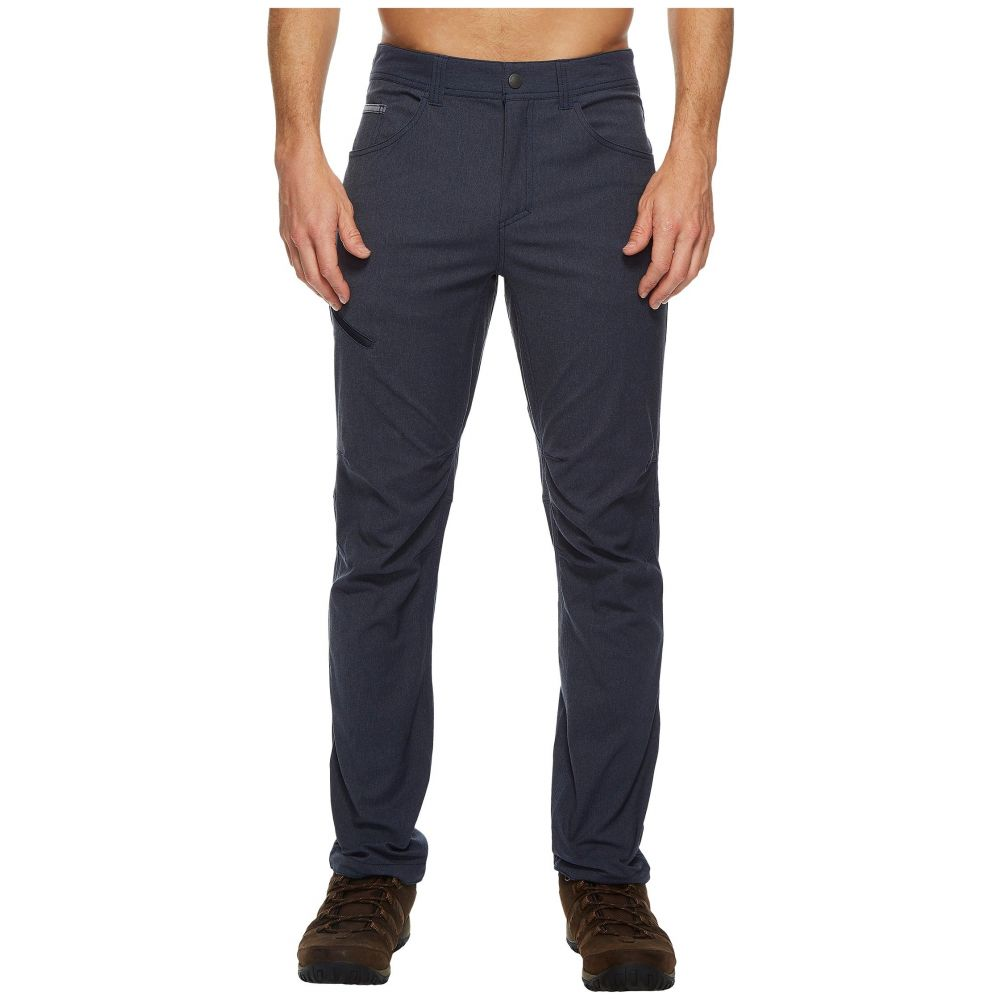 ロイヤルロビンズ Royal Robbins メンズ ハイキング・登山 ボトムス・パンツ【Alpine Road Pants】Deep Blue