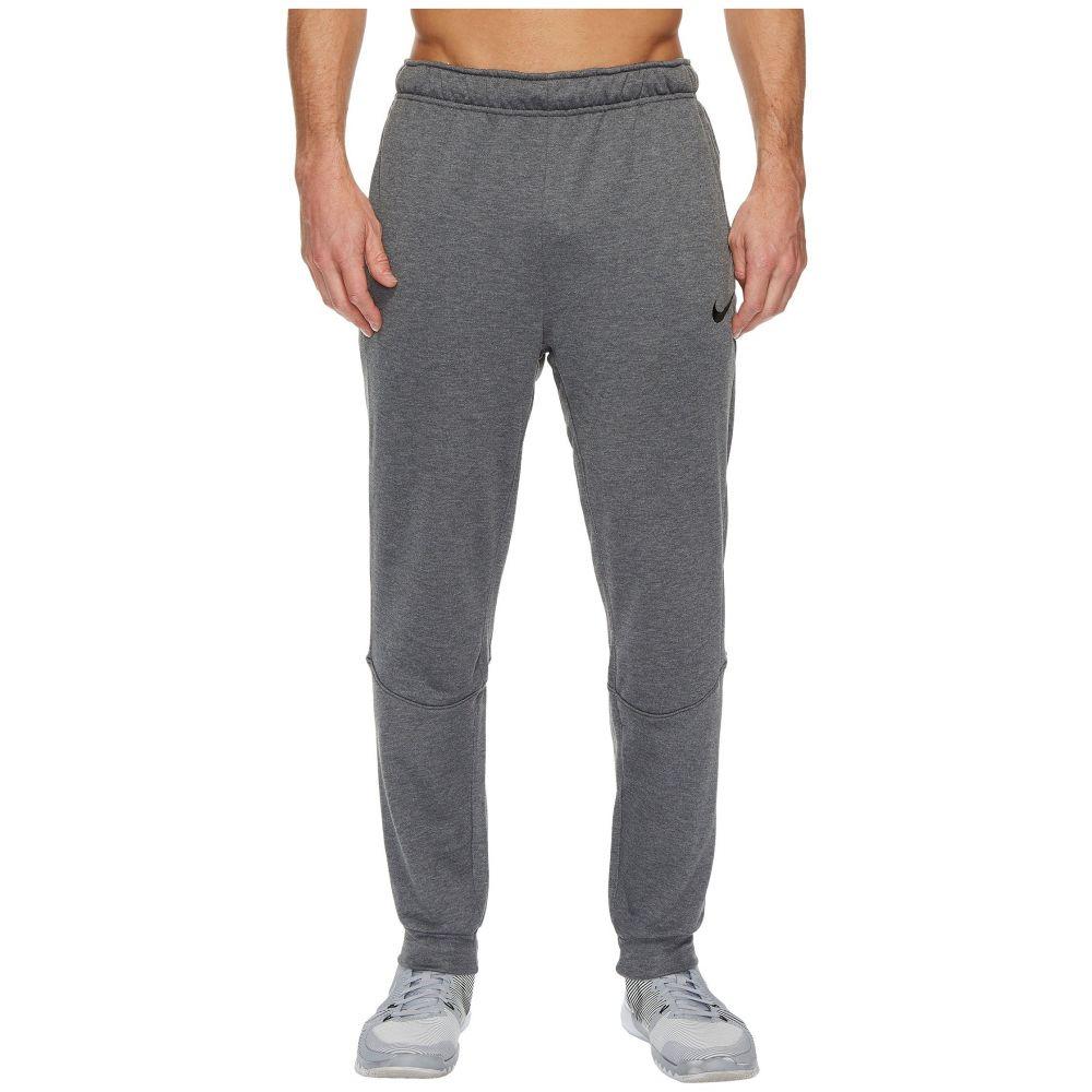 ナイキ Nike メンズ フィットネス・トレーニング ボトムス・パンツ【Dry Training Tapered Pant】Charcoal Heather/Black