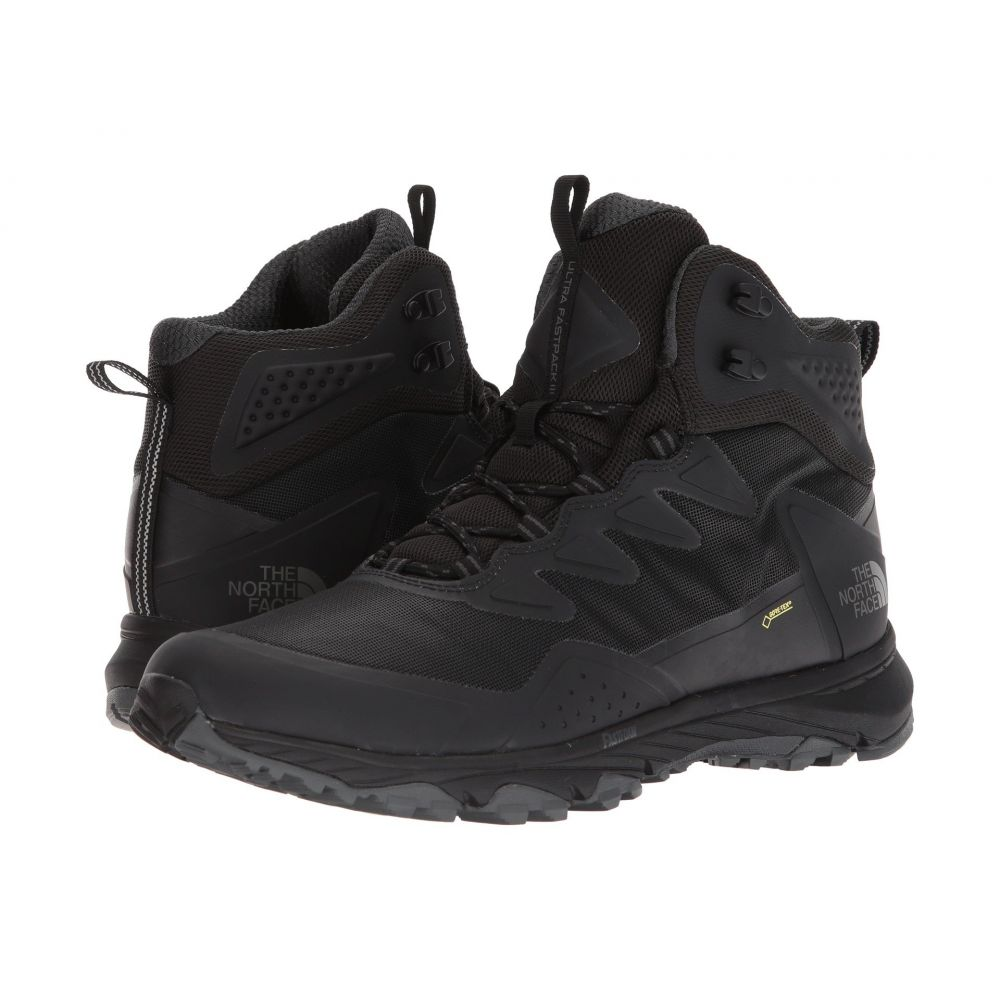 ザ ノースフェイス The North Face メンズ ハイキング・登山 シューズ・靴【Ultra Fastpack III Mid GTX】TNF Black/TNF Black