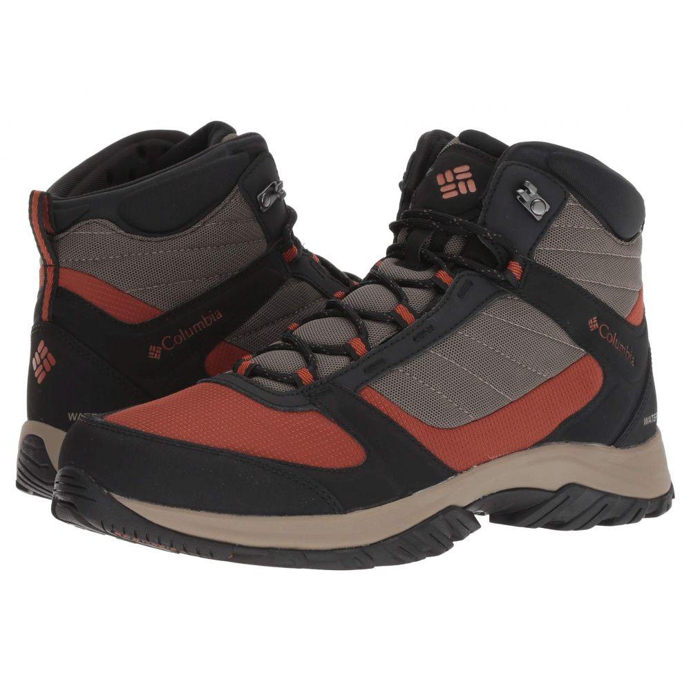 コロンビア Columbia メンズ ハイキング・登山 シューズ・靴【Terrebone II Sport Mid Omni-Tech】Nori/Dark Adobe