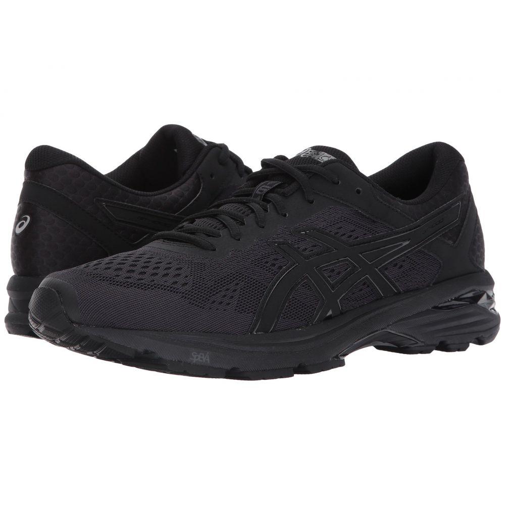 アシックス ASICS メンズ ランニング・ウォーキング シューズ・靴【GT-1000 6】Black/Black/Silver