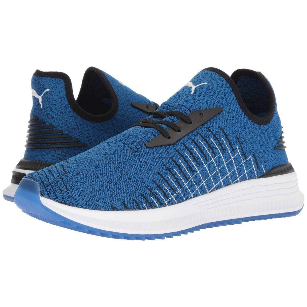 プーマ PUMA メンズ ランニング・ウォーキング シューズ・靴【Avid evoKNIT】Strong Blue/Puma Black/Puma White