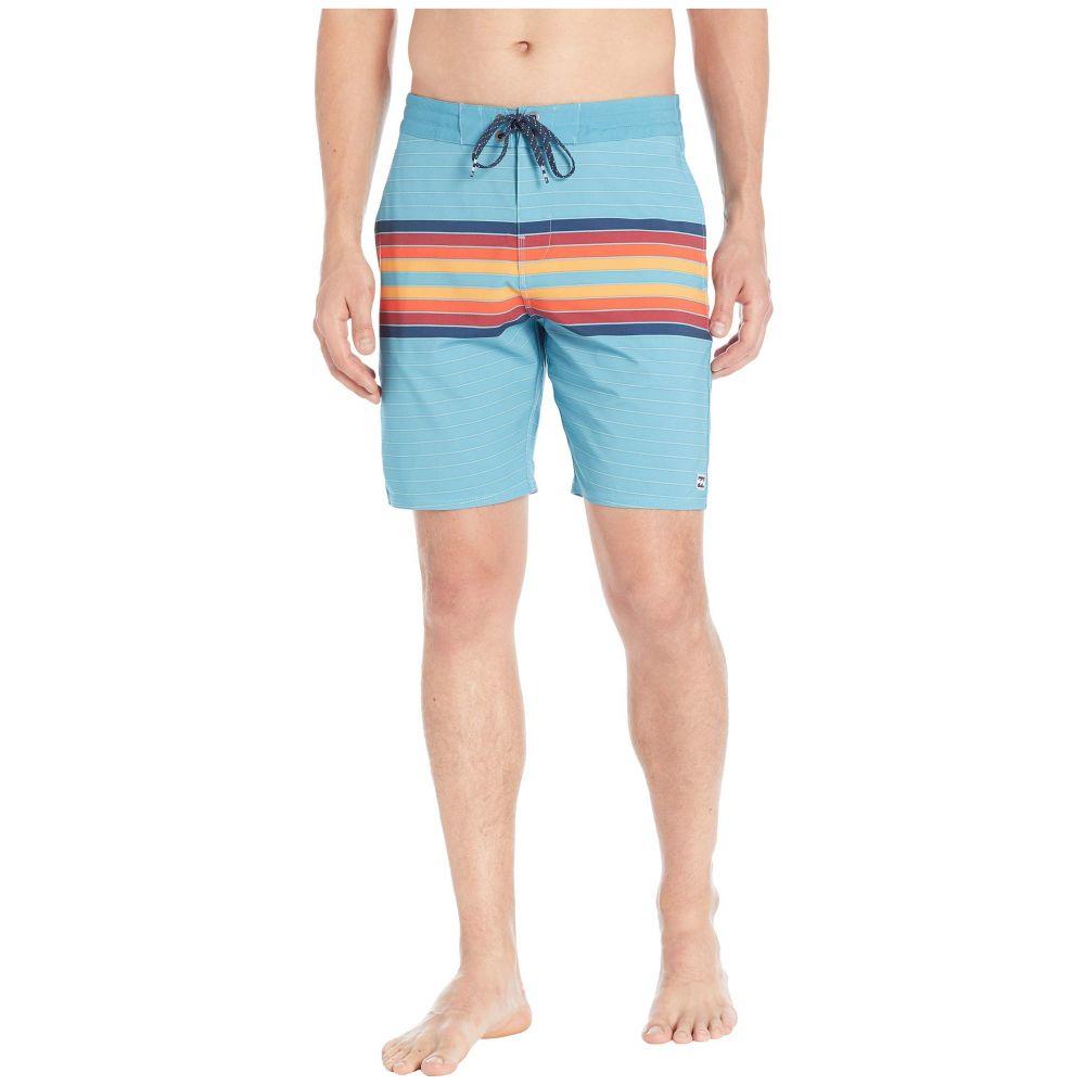 ビラボン Billabong メンズ 水着・ビーチウェア 海パン【Spinner LT 19 Boardshorts】Blue Multi