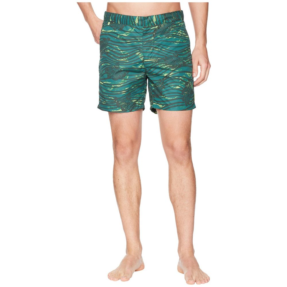 スコッチ&ソーダ Scotch & Soda メンズ 水着・ビーチウェア 海パン【Medium Length Swim Shorts in Sophisticated Patterns】Combo E
