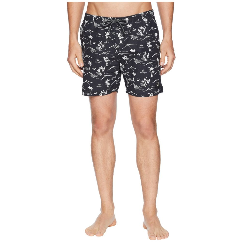スコッチ&ソーダ Scotch & Soda メンズ 水着・ビーチウェア 海パン【Elasticated Swim Shorts with Colourful All Over Print】Combo D