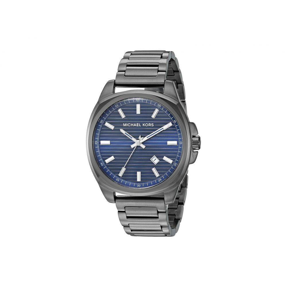 マイケル コース Michael Kors メンズ 腕時計【MK8634 - Bryson】Gunmetal