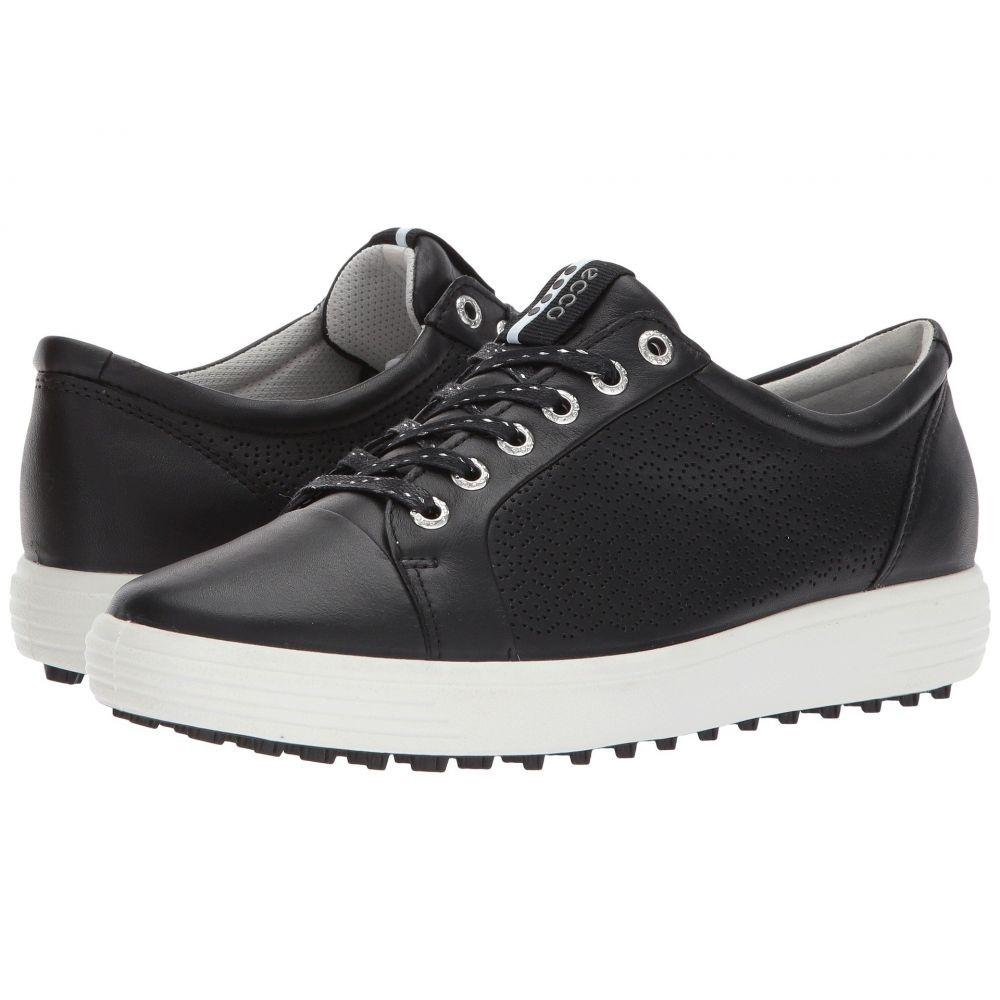 エコー ECCO Golf レディース ゴルフ シューズ・靴【Casual Hybrid 2】Black