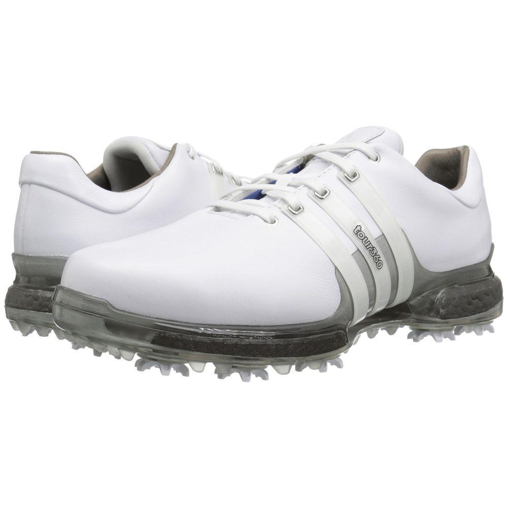 アディダス adidas Golf メンズ ゴルフ シューズ・靴【Tour360 2.0】Limited Edition/White/Trace Grey Metallic