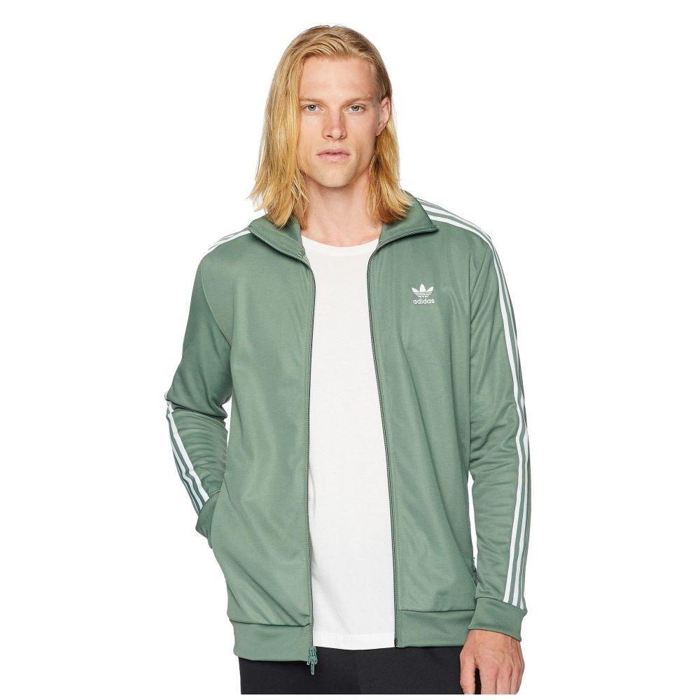 アディダス adidas Originals メンズ アウター ジャージ【Franz Beckenbauer Track Top】Trace Green