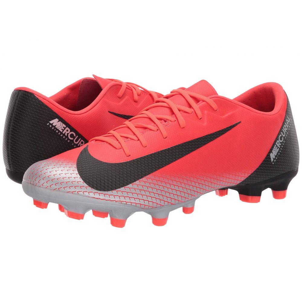 ナイキ Nike メンズ サッカー シューズ・靴【Vapor 12 Academy CR7 MG】Bright Crimson/Black/Chrome/Dark Grey