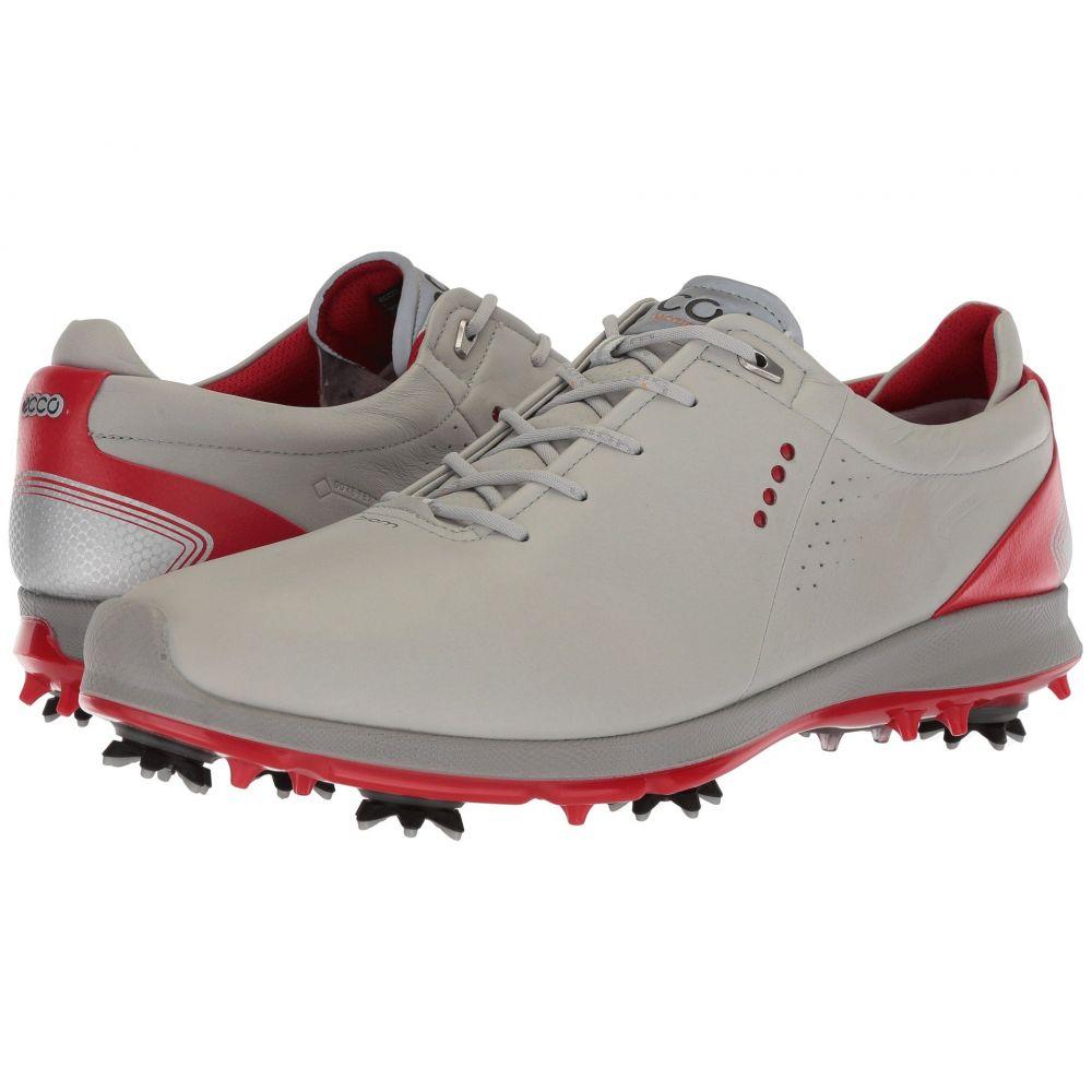 エコー ECCO Golf メンズ ゴルフ シューズ・靴【Biom G 2 Free GTX】Concrete/Scarlet