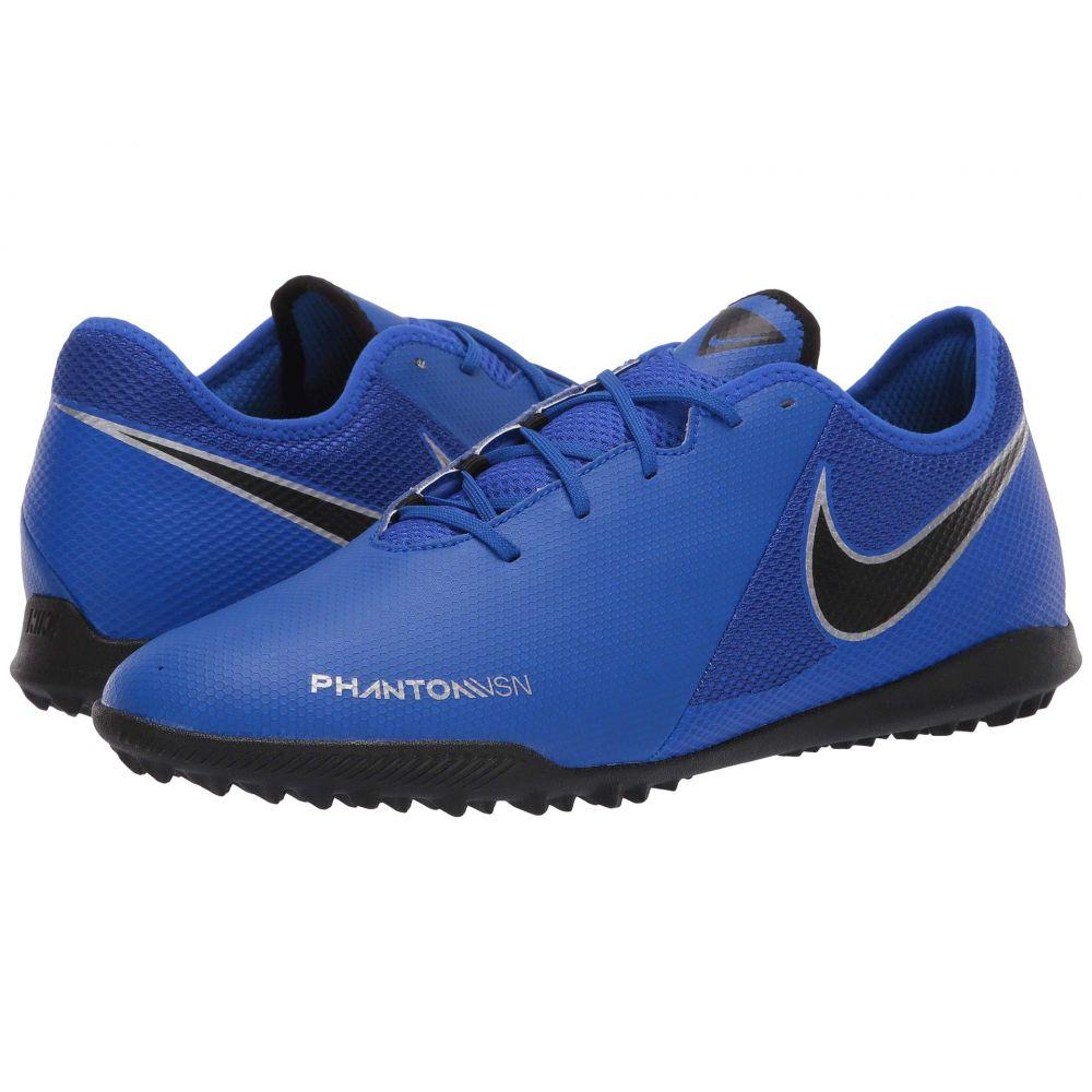 ナイキ Nike メンズ サッカー シューズ・靴【Phantom VSN Academy TF】Racer Blue/Black/Metallic Silver