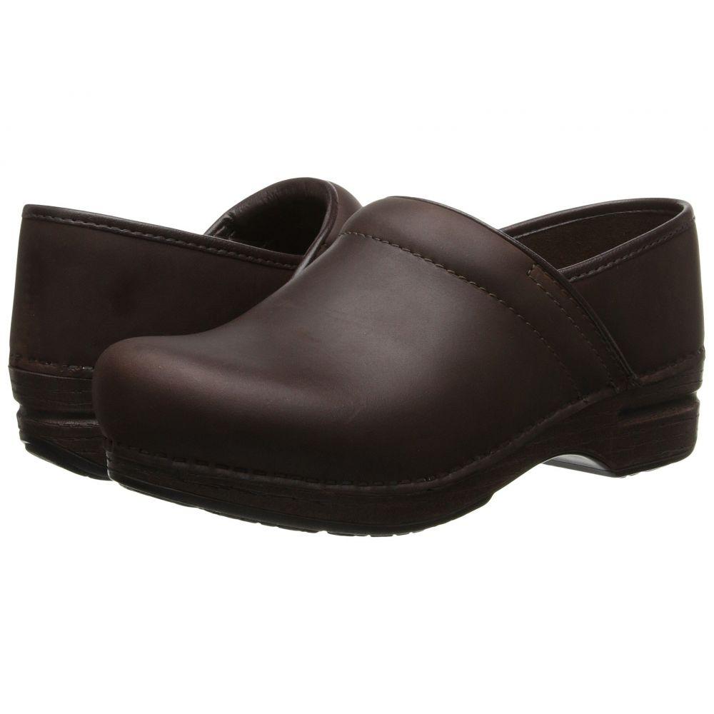ダンスコ Dansko レディース シューズ・靴【Pro XP Waterproof】Brown Oiled