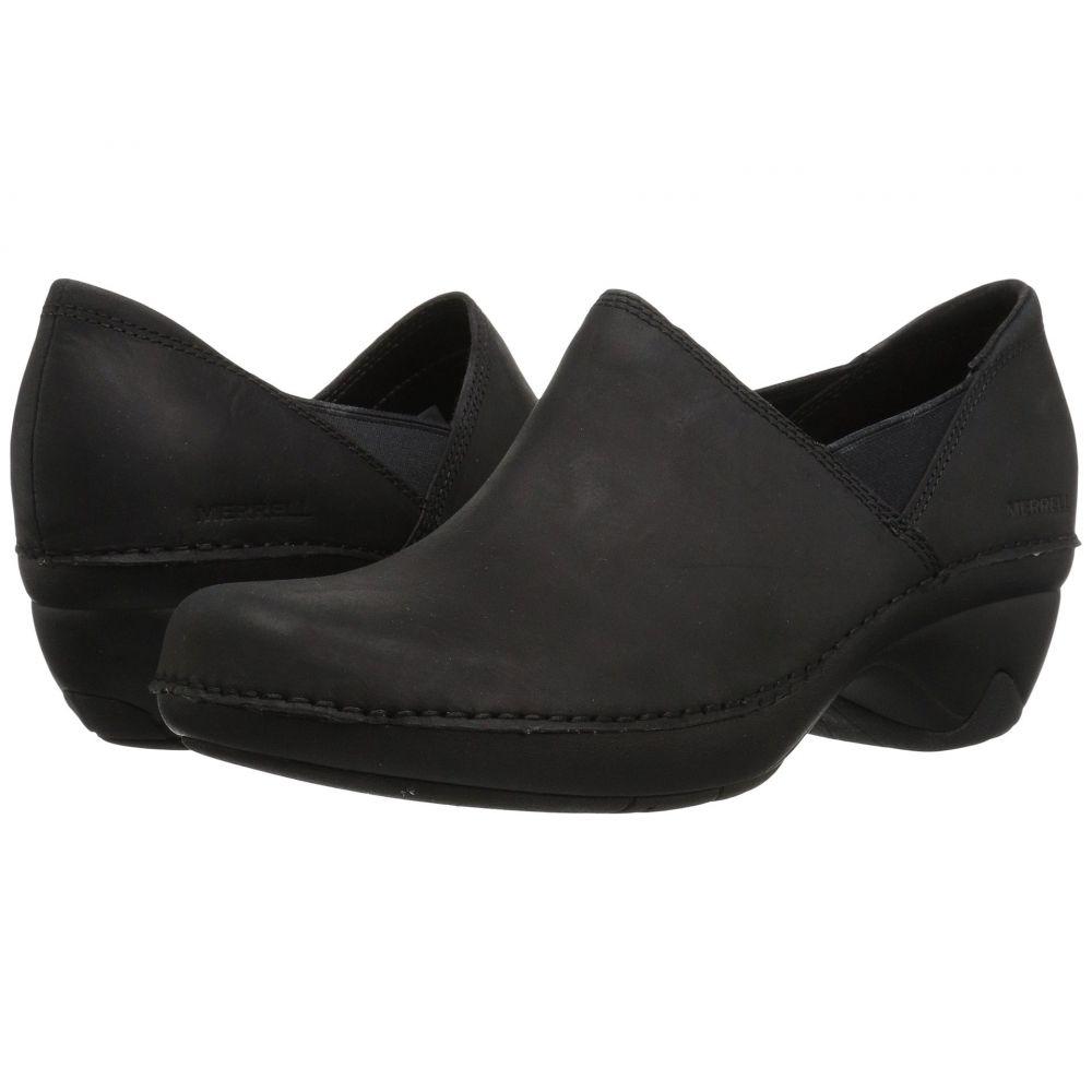 メレル Merrell レディース シューズ・靴【Emma Leather】Black